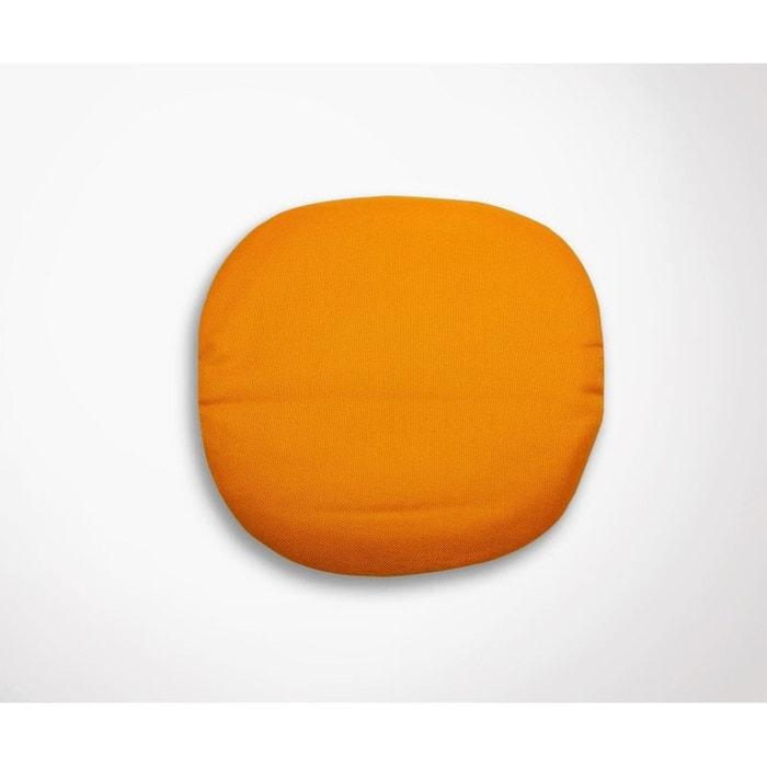 Coussin Fauteuil Tulip Saarinen Basic Orange Housse De Coussin La Redoute
