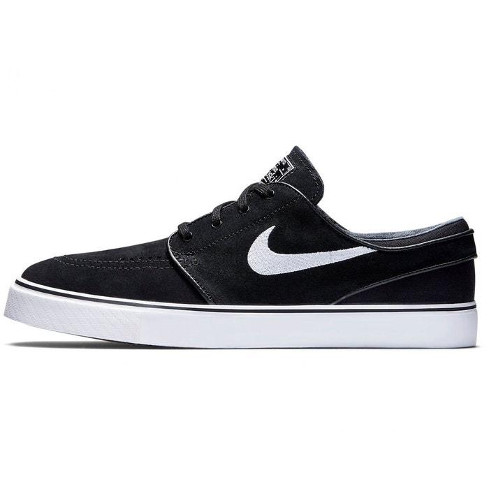 - baskets sb zoom stefan janoski skateboarding - 333824  noir Nike  La Redoute