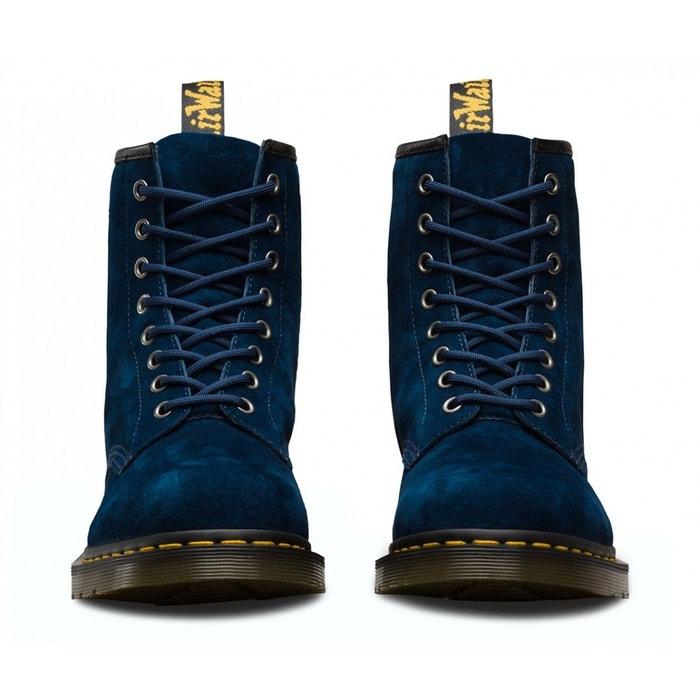 Boots dr martens 1460 - 21466456 bleu Dr Martens