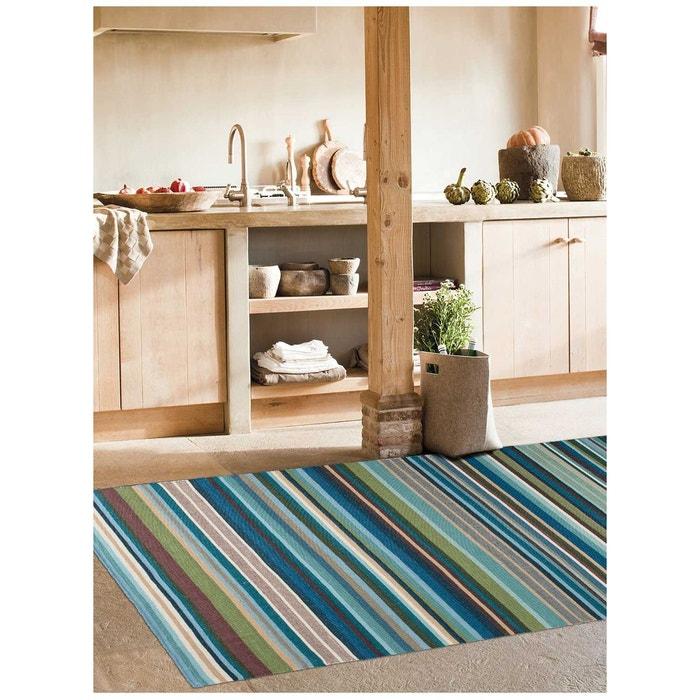 tapis kilim raye feel design tapis moderne par dezenco. Black Bedroom Furniture Sets. Home Design Ideas