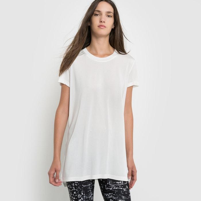 Image T-shirt manches courtes fluides La Redoute Collections
