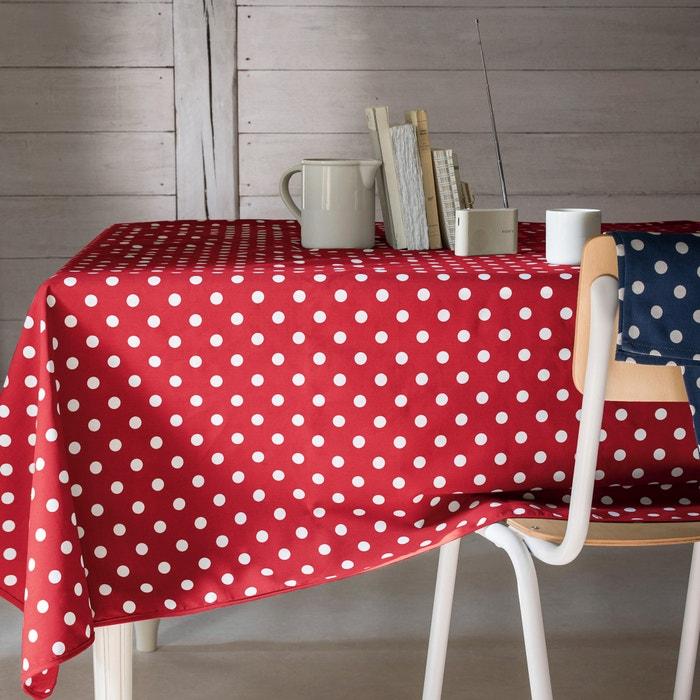 Image Nappe à pois, pur coton, GARDEN PARTY La Redoute Interieurs