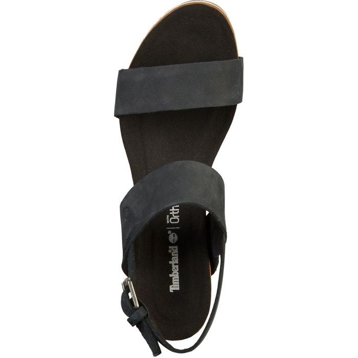 Sandales noir Timberland