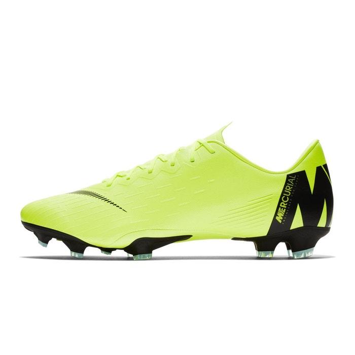 b9746a69bf92b8 Chaussures football nike mercurial vapor xii pro fg jaune jaune Nike   La  Redoute
