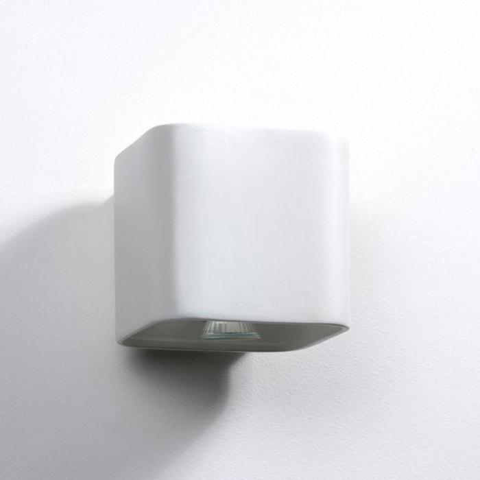 afbeelding Vierkante wandlamp in keramiek Debou AM.PM.