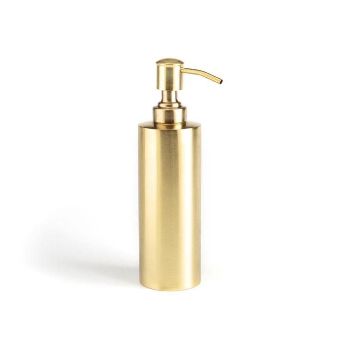 Distributeur de savon doré XIMIA  LA REDOUTE INTERIEURS image 0