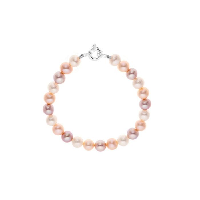 Acheter Pas Cher Faible Frais D'expédition Bracelet rang de véritables perles d'eau douce Livraison Gratuite Sortie Meilleures Affaires BBwFlMHr
