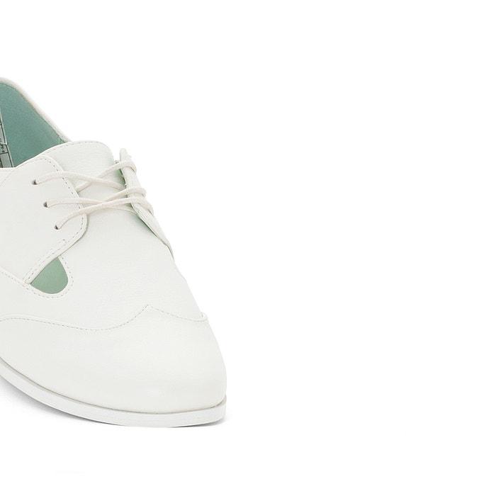 Redoute derbies calados Collections La Zapatos fwd7xX