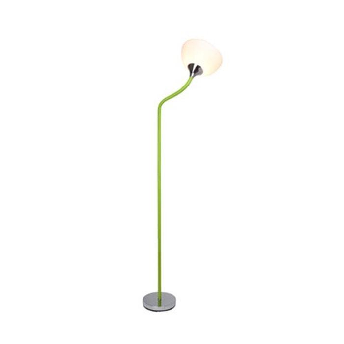 lampadaire vert