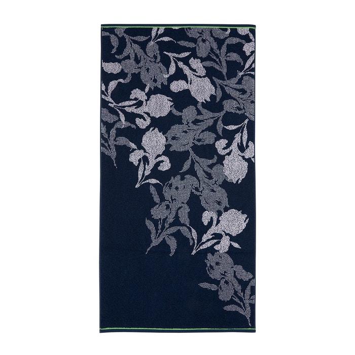 serviette de bain kz iris kenzo la redoute. Black Bedroom Furniture Sets. Home Design Ideas