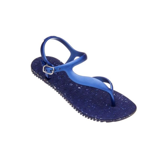 Sandales femme eco sandals bleu marine  marine Amazonas  La Redoute