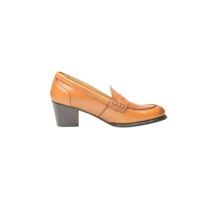 Penny loafer en cognac cognac Shoepassion Le Meilleur Magasin Pour Obtenir Nicekicks En Ligne IB8Wde4BCi