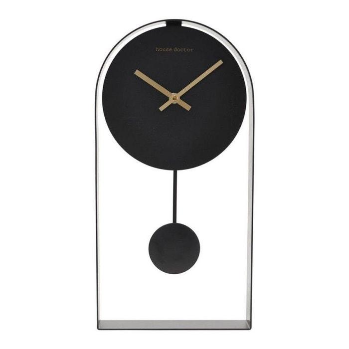 Pendule horloge avec balancier  Art  HOUSE DOCTOR image 0