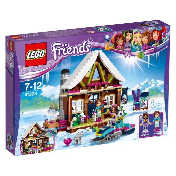 Lo chalet del villaggio invernale 41323  LEGO FRIENDS image 0