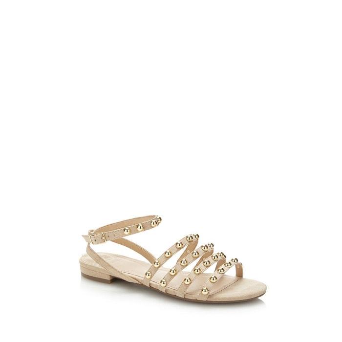 Sandale roxie clous beige Guess