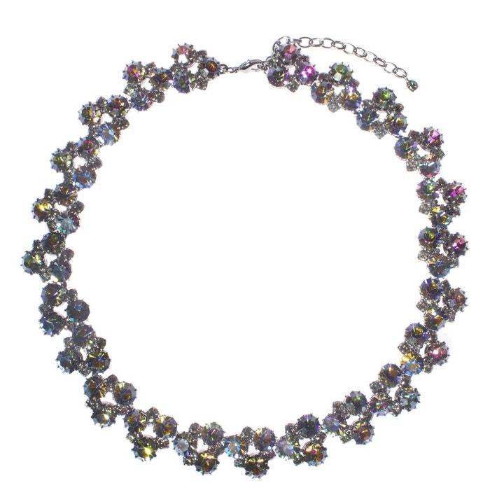 Collier mini sophie vitrail multicolore Reine Rosalie | La Redoute Meilleur Prix Bon Marché 18B2AG7yBD
