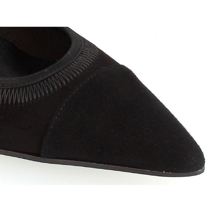 Escarpins rhoyan 300 noir Elizabeth Stuart