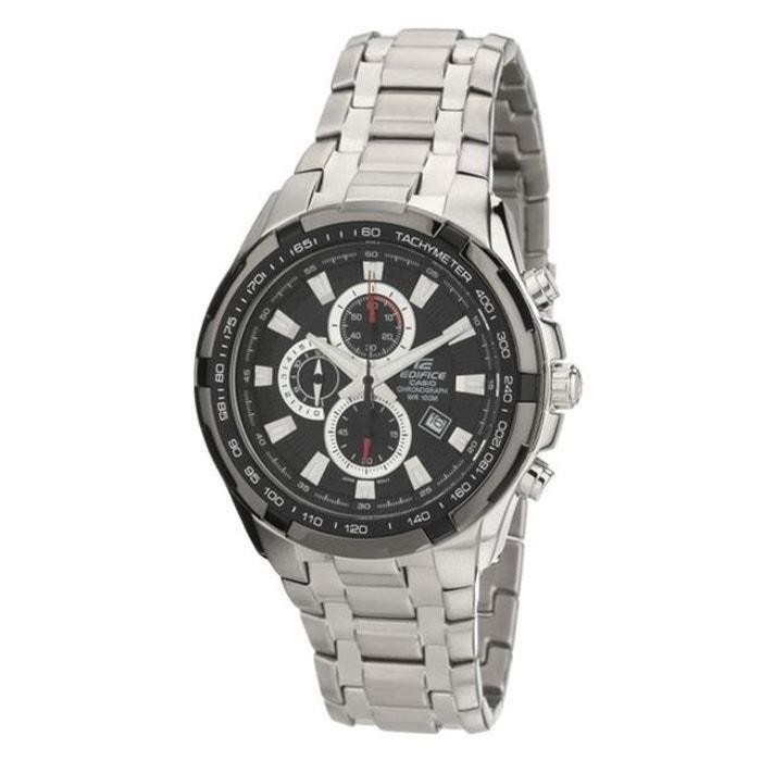 Casio montre quartz chronographe ef539d1avef homme argent Casio | La Redoute original Moins Cher Sast Pas Cher En Ligne Nicekicks Discount VPsirUc