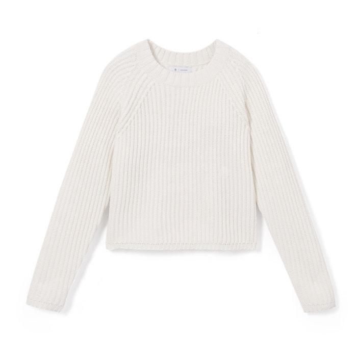 Pull maglia grossa 10-16 anni  La Redoute Collections image 0