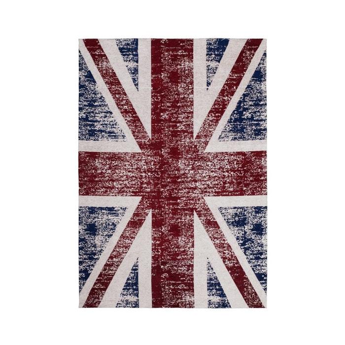 Tapis Anglais Plat Vintage Fait Main Cocoon Multicolore Allotapis