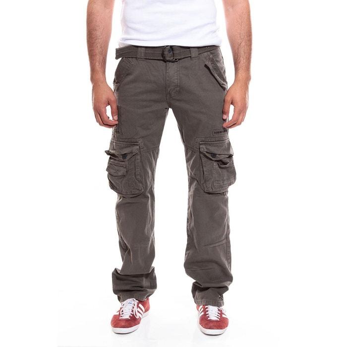Homme En Cargo Solde Pantalon La Redoute ZPwHAqFS