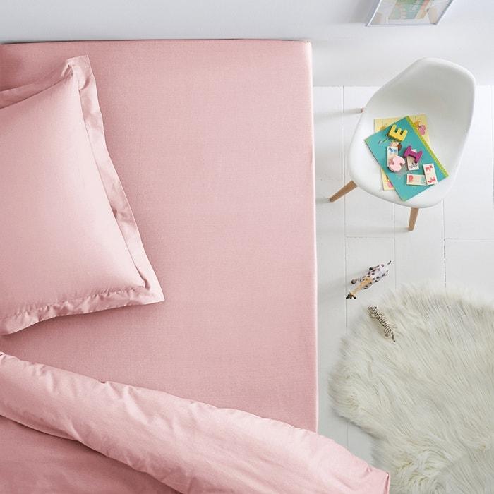 Image Drap-housse jersey pur coton pour lit enfant SCENARIO