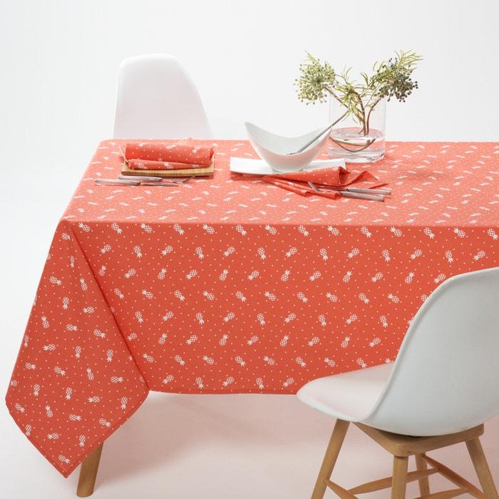 Toalha de mesa estampada, Agasta La Redoute Interieurs