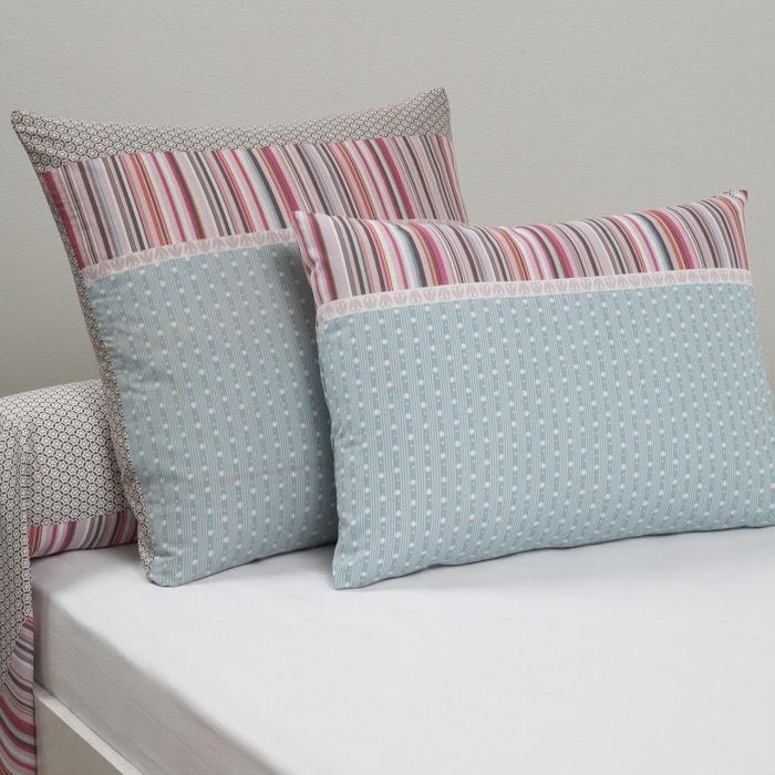 Fronha de almofada em algodão METISMIX  La Redoute Interieurs image 0
