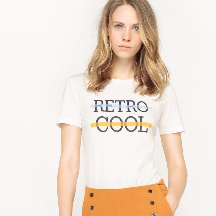 Image Tee-shirt Retro VILA