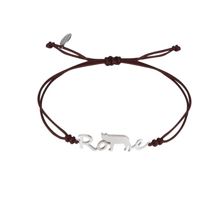 ff061e965379ce Bracelet cordon  rome  Virginie Carpentier   La Redoute Vente Geniue  Stockiste Meilleure Vente À