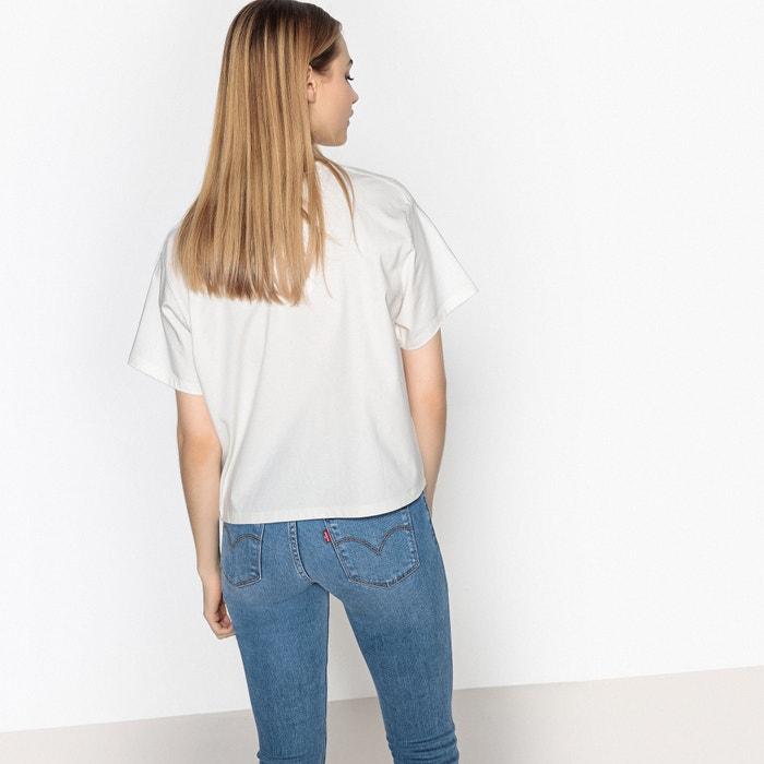 de manga Camiseta cuello corta redondo LEVI'S ZqTx5wqE