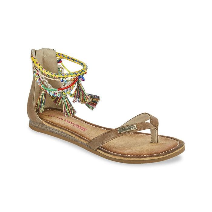 Sandales entre-doigts Gringa - LES TROPEZIENNES par M BELARBI - TanLes Tropeziennes gxlJlAy