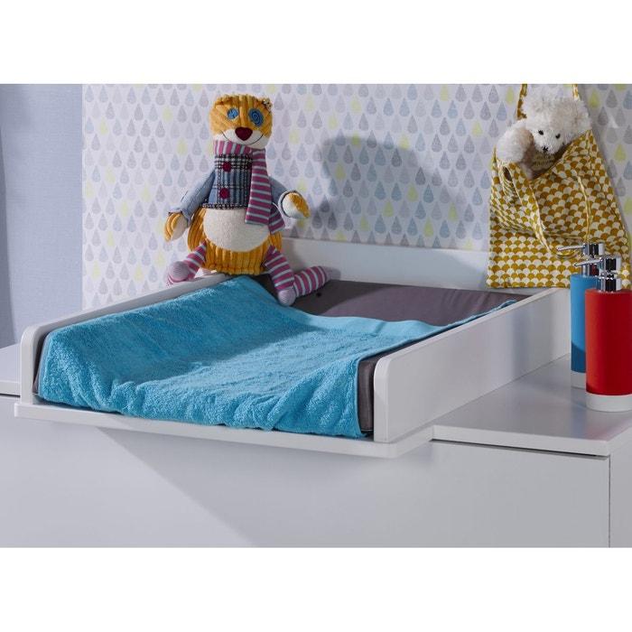 plan langer siki blanc blanc alfred et compagnie la redoute. Black Bedroom Furniture Sets. Home Design Ideas
