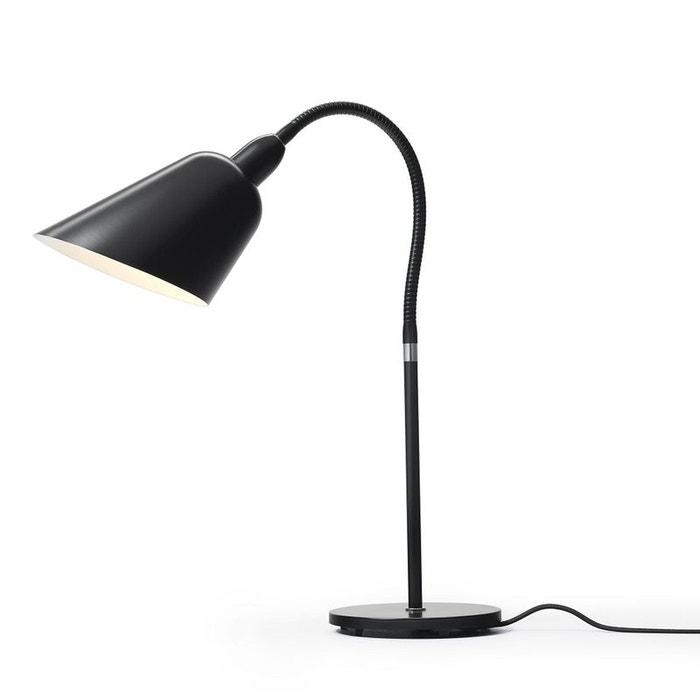 bellevue lampe de bureau noir h51cm noir and tradition la redoute. Black Bedroom Furniture Sets. Home Design Ideas