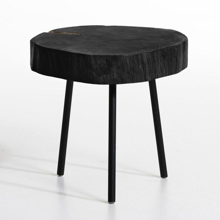 bout de canap niklaus am pm la redoute. Black Bedroom Furniture Sets. Home Design Ideas