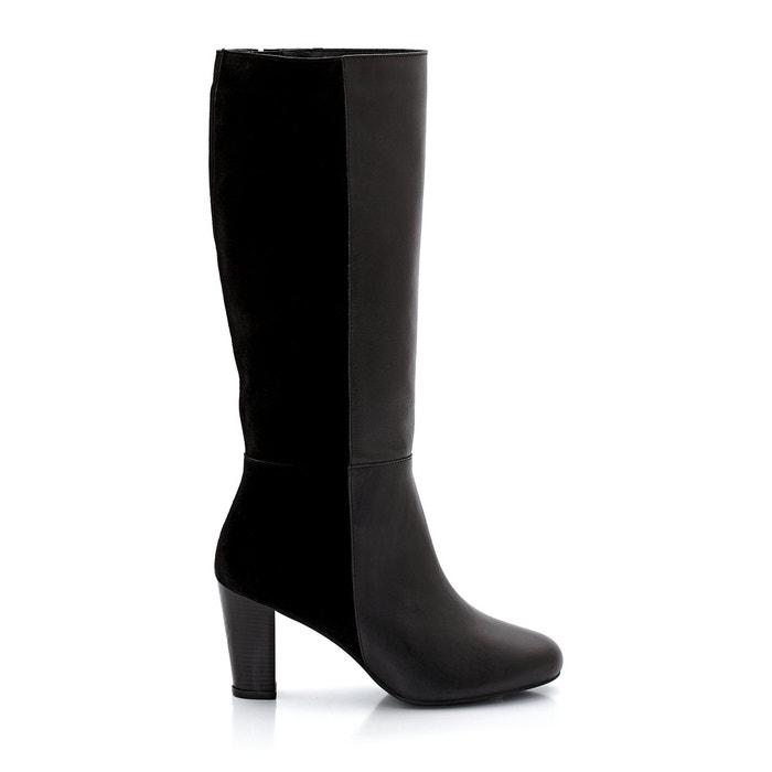 Image Leather Boots, 8 cm Heel atelier R