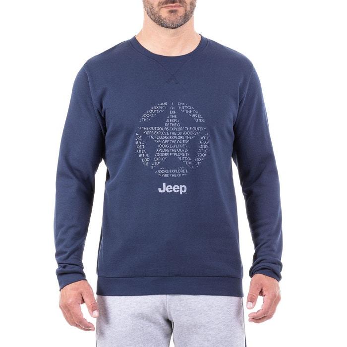 Sweat J8w Cou Star Allover » Shirt Ras Homme « Du KJ13TFcl