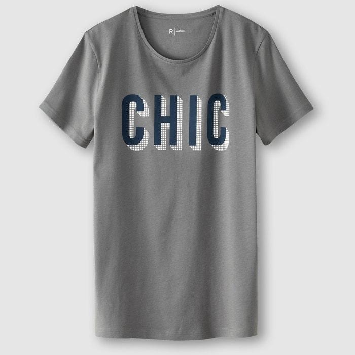 "Imagen de Camiseta estampada ""Chic"" R édition"