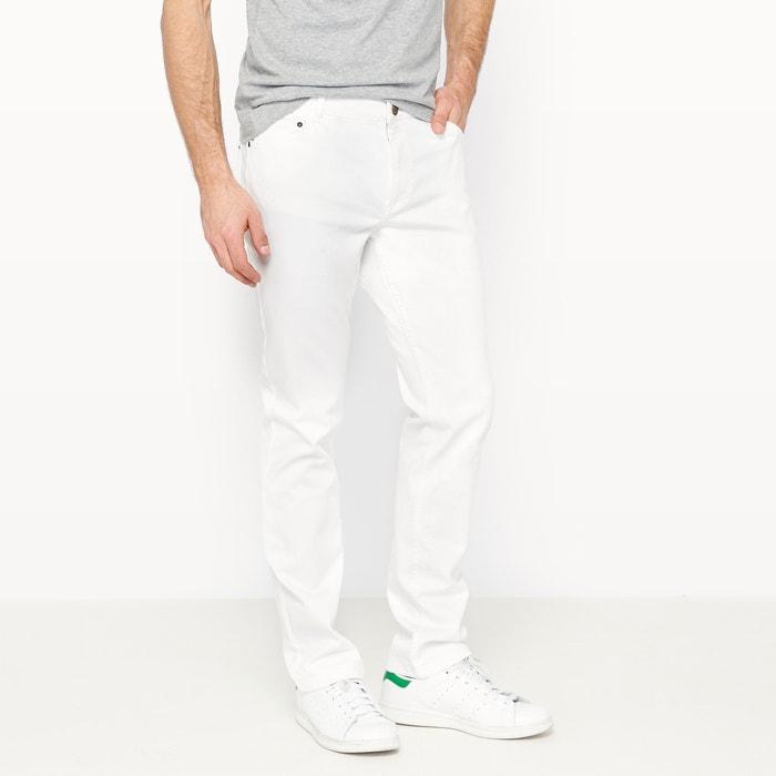 Jeans corte slim  La Redoute Collections image 0