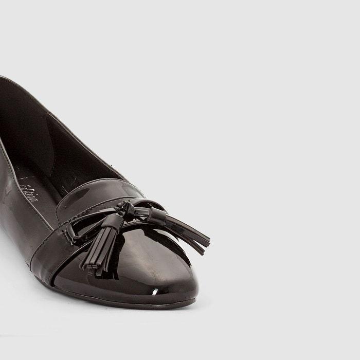 Derbies synthétique noir La Redoute Collections