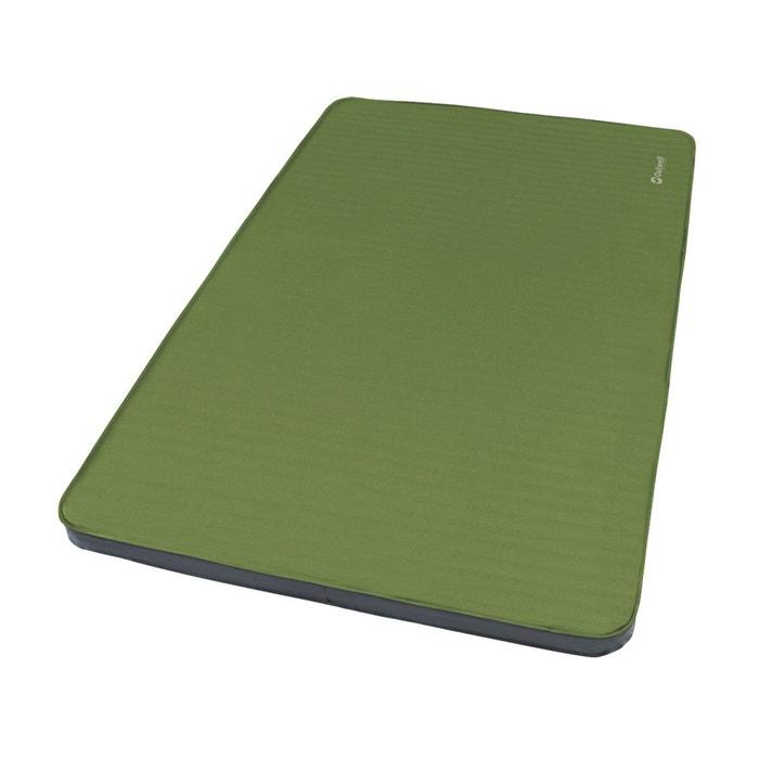 Dreamboat tapis de sol autogonflant vert vert outwell la redoute - Tapis de sol isolant ...