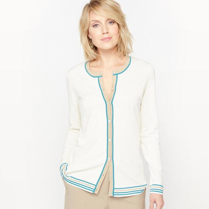 Cardigan, cotone e modal  ANNE WEYBURN image 0
