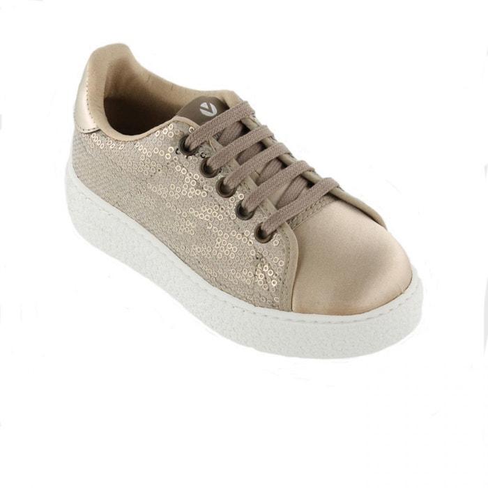 Chaussures Deportivo Lentejuelas Platino W - Victoria 2wRvKHithQ