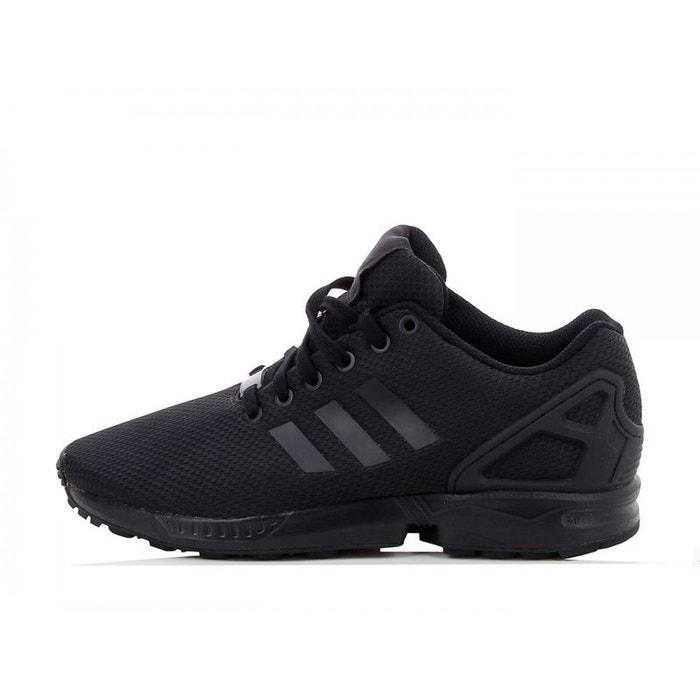 basket adidas zx flux noir