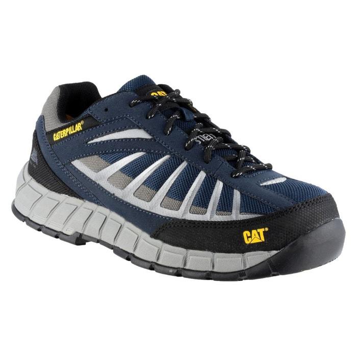 Infrastructure  chaussures de sécurité bleu marine Caterpillar