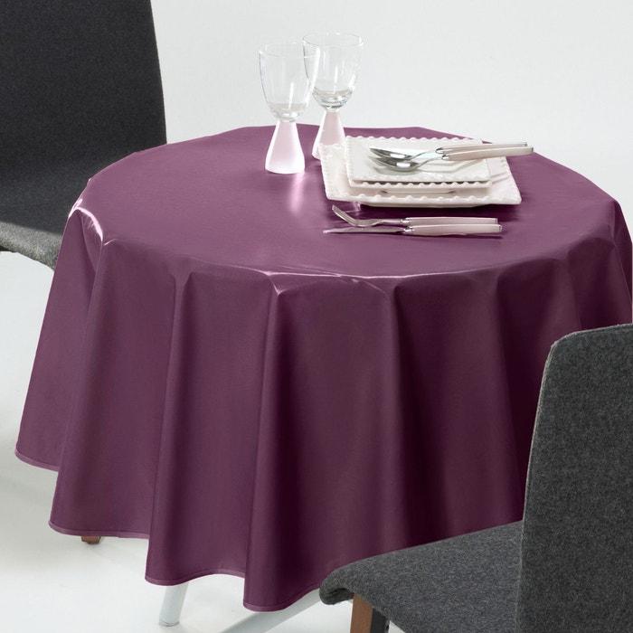 nappe unie pvc sc nario scenario en solde la redoute. Black Bedroom Furniture Sets. Home Design Ideas