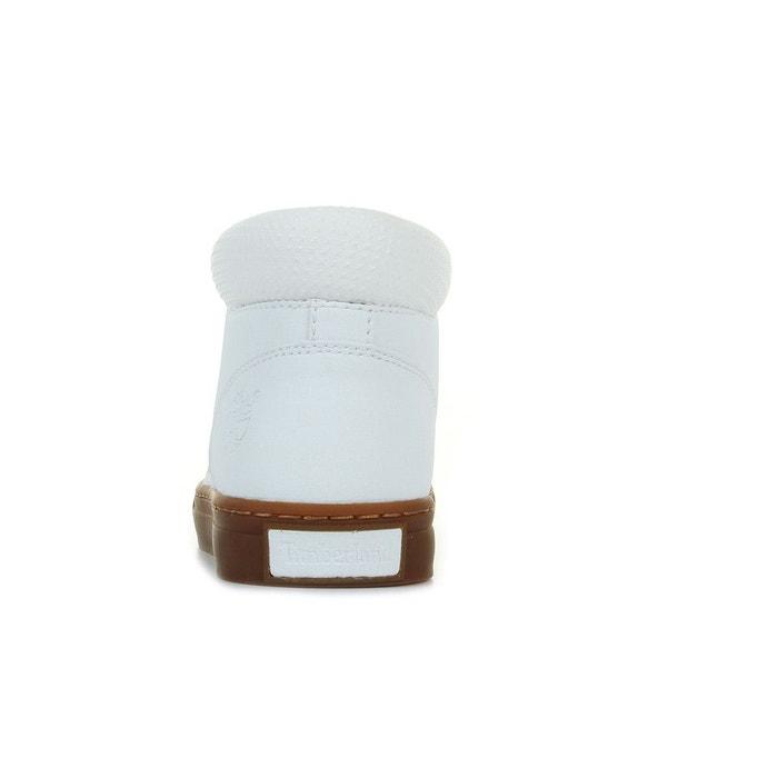 Adventure 2.0 cupsole white blanc/marron Timberland