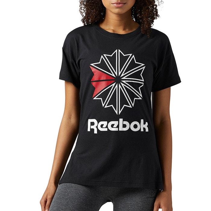 Image Crew Neck T-Shirt REEBOK