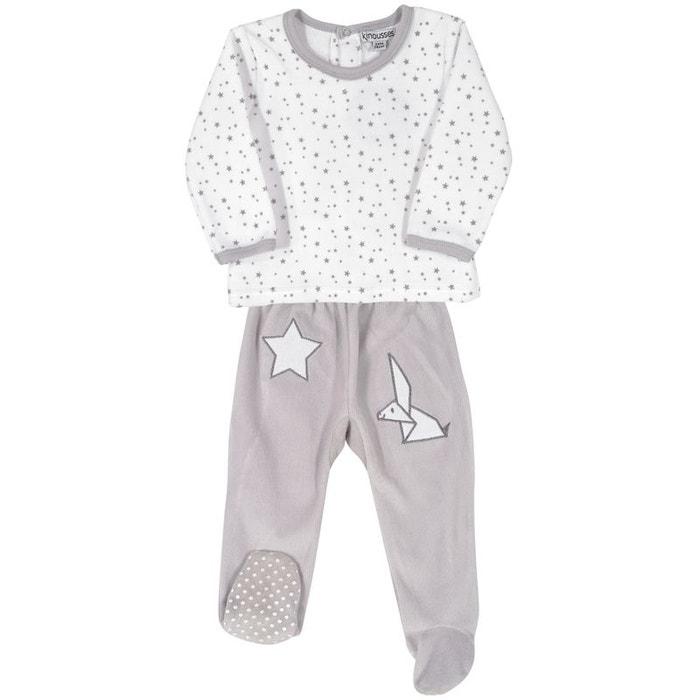 692dac28d45b9 Pyjama bébé 2 pièces -