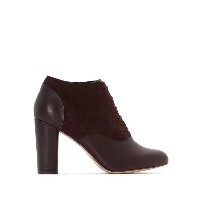 High Heel Leather Brogues  MADEMOISELLE R image 0